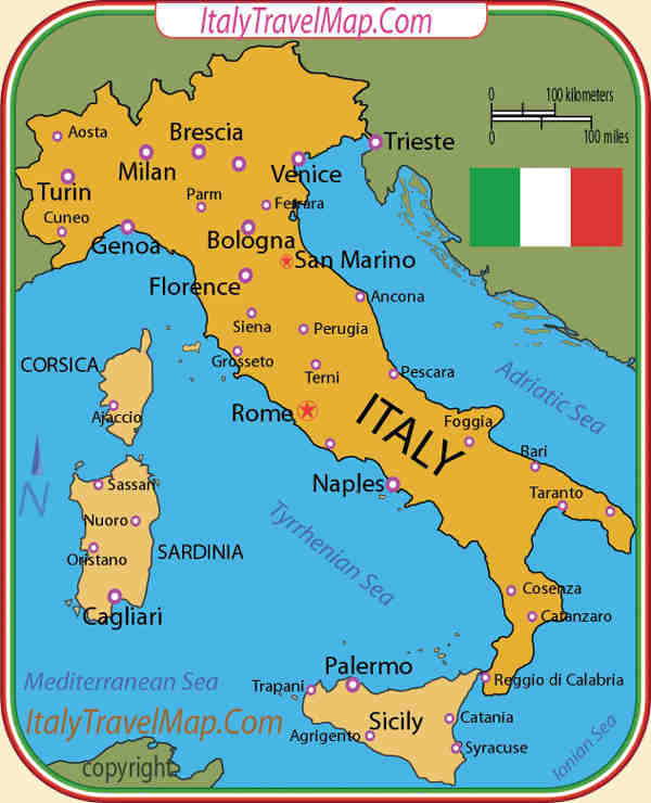 Italy italy citys italy regions attractions tours roads trains rivers